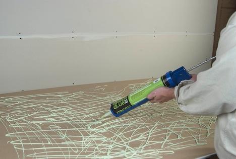 Green Glue: увеличение звукоизоляции на 90%