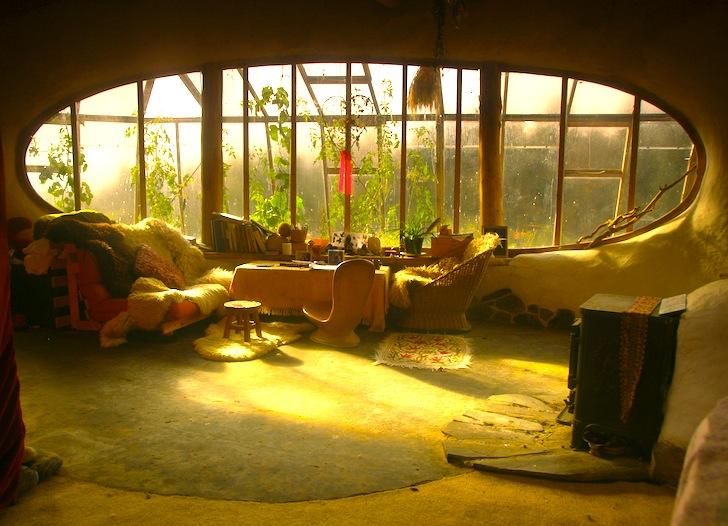 Эко-дружественный Дом Хоббита можно построить всего за 4650 долларов США