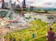 AECOM + BIG представляет план по модернизации пирса Navy Pier в Чикаго