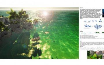 7-ой Континент: Плавучие Кинетические Острова помогут  очистить Тихий океан от плавающего мусора