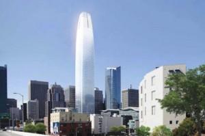 В Сан-Франциско будет построен самый высокий небоскреб в Калифорнии