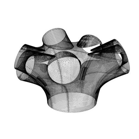 Архитектор разработал 3D-печатный архитектурный элемент, соответствующий стандартам СНИП