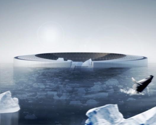 В Гренландии может быть создан плавучий остров