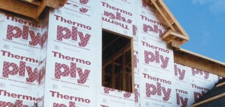 for Thermo ply structural sheathing