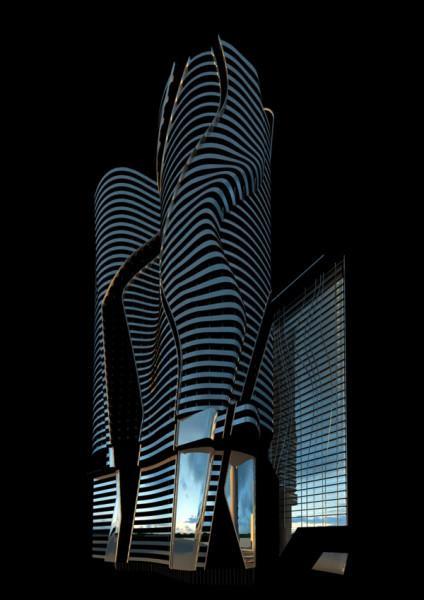 Многоэтажный оазис в столице Малайзии