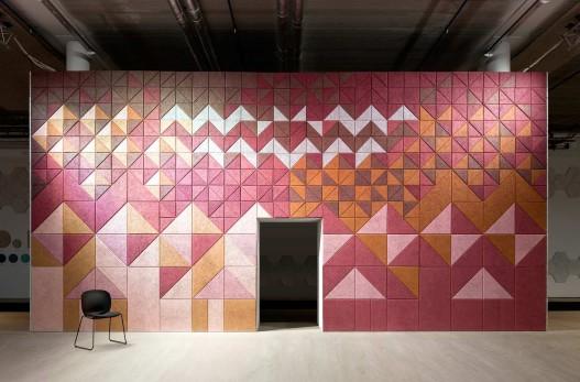 Новые акустические панели – функциональные и эстетически привлекательные