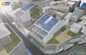 концепция дома, вдохновленная тепличными технологиями Тайваня
