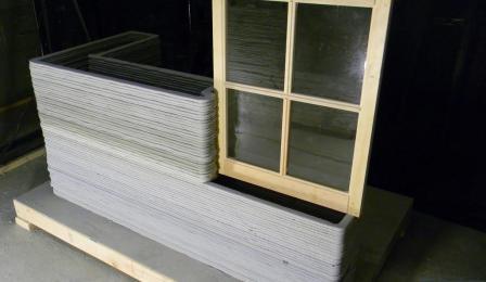 Архитектор создал цементный 3D-принтер, с помощью которого будет строить 2-этажный дом в Миннесоте