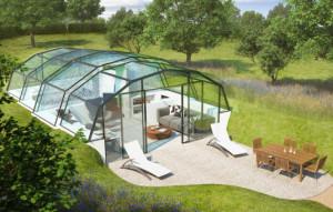 Лондонские дизайнеры предлагают стеклянные дома, которые сделают своих обитателей счастливее
