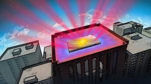 Ученые разработали зеркальное покрытие крыш для охлаждения зданий