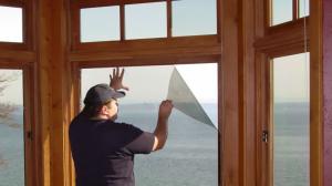 Компания 3M предлагает бюджетный вариант утепления оконных стеклопакетов