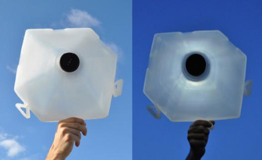 Инновации в архитектуре: 3D-печатный павильон с множеством смарт-технологий