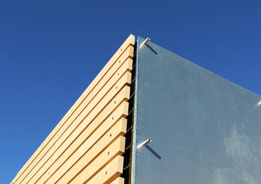 Новые сборные стеновые панели для максимального сокращения сроков строительства