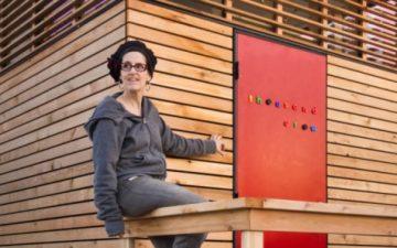 Жительница Ванкувера построила комфортное жилье всего на 18 квадратных метрах