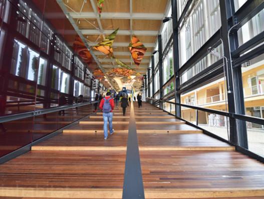Архитекторы из США демонстрируют поразительную вертикальную ферму на World Expo 2015