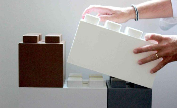 Новые крупномерные лего-блоки EverBlock для модульных зданий