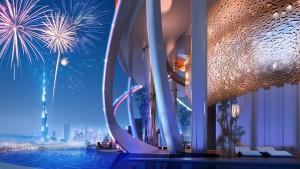 В Дубаи будет построен новый 3-звездочный гостиничный комплекс с тропическим лесом