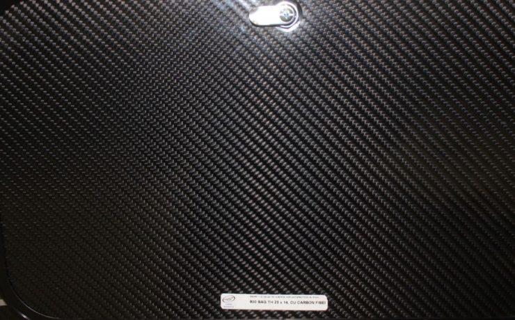 Sonic X, корпус из углеродного волокна