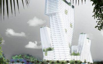 Вьетнамский небоскреб DC6 от компании ICE