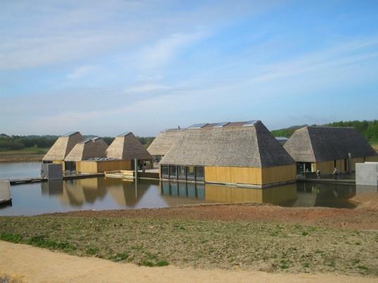 Брокхолс: первый плавучий заповедник Великобритании открыт для исследований