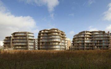 Новый жилой комплекс в Париже: естественен как окружающая природа