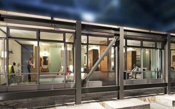 Система строительства каркасных домов SLI: сверху вниз