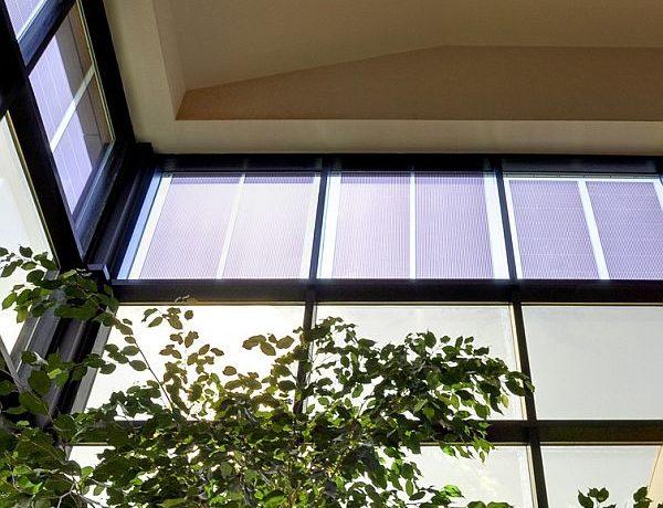 Konarka объявила об установке крупнейших органических фотоэлементов в своей штаб-квартире