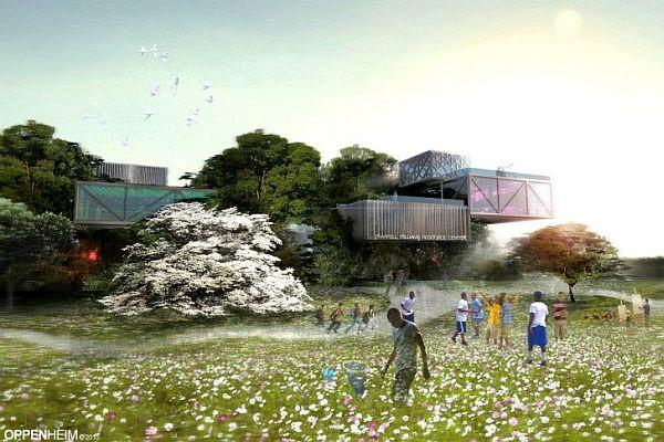 Построен новый развлекательный центр Фаррела Вильямса
