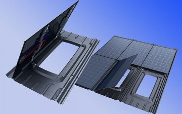 Schott Solar на днях анонсировала новые интегрированные в крышу фотоэлектрические модули