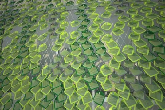 Интегрированные модульные фотоэлектрические системы Solar Ivy стали еще лучше