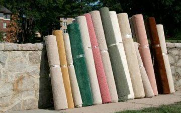 Учеными разработано дешевое, биоразлагаемое ковровое покрытие