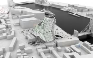 Башня-Ферма будет построена на окраине Лондона