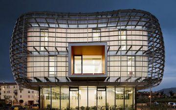 Noain City Hall: новое энергоэффективное здание построено в Испании