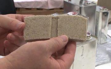 Новый кирпич в 2,5 раза прочнее, чем бетон