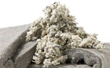 Новый изоляционный материал из овечьей шерсти