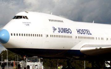 Гостиница Jumbo Hostel открыла свои двери для постояльцев