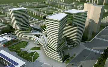 Итальянские и китайские архитекторы будут строить крупнейший дизайн-центр в мире
