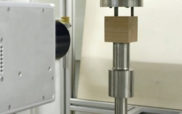 Новый способ определения дефектов в массиве древесины