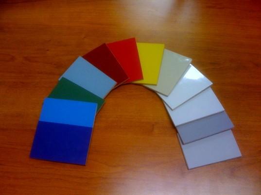 Новые антистатические полы  Florock: все цвета радуги