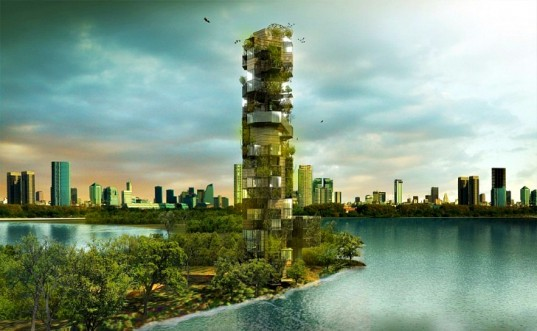 Вертикальный зоопарк от компании BuBa Arquitectos