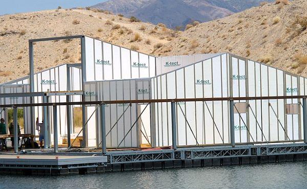 Новые изоляционные строительные панели от K-tect способствуют сокращению потребления энергии