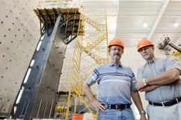 Новая стена ядра поможет ускорить строительство небоскреба