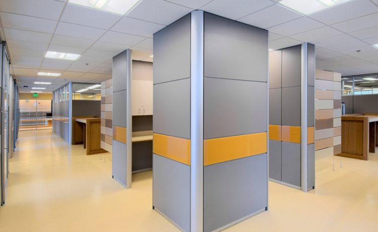 Новая модульная стеновая система Dirtt: безграничные возможности для создания эко-интерьера
