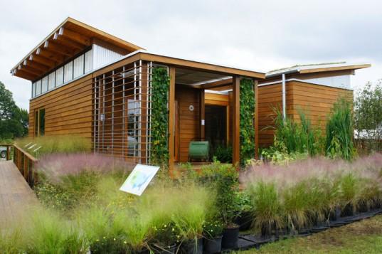 Дом WaterShed House от университета штата Мэриленд стал победителем Solar Decathlon 2011!