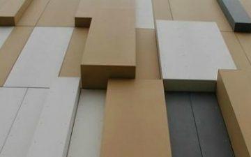Новые листы Eter-Color из волокнистого цемента для внешней и внутренней облицовки
