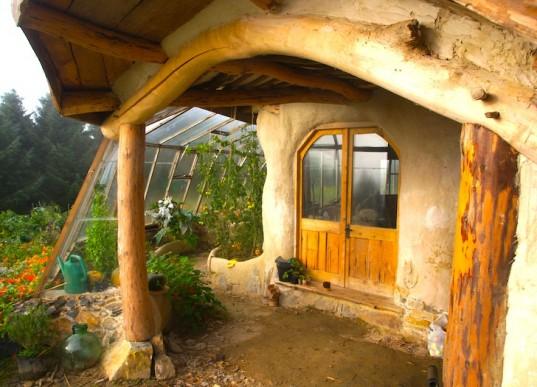 Эко-дружественный «Дом Хоббита» можно построить всего за 4650 долларов США