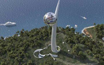 Башня Беримбау будет центром мультимедийной инфраструктуры в Рио-де-Жанейро