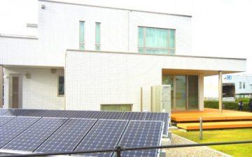 Компания Panasonic продемонстрировала, как будет выглядеть эко-дом будущего