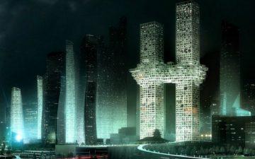 Башни-близнецы Cloud от MVRDV будут похожи на Всемирный торговый центр?