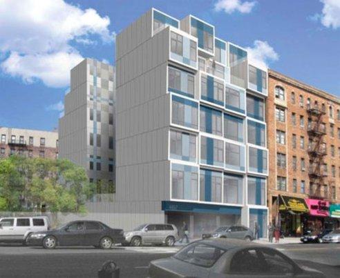 В районе Инвуд будет построен новый сборный дом от Peter Gluck & Partners